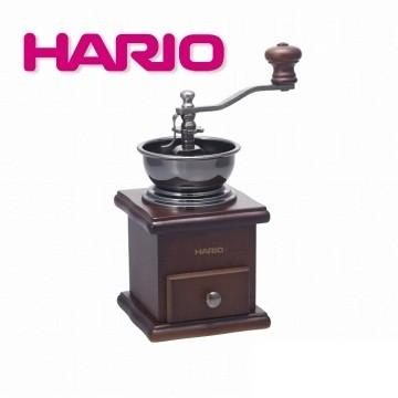 木盒手搖咖啡磨豆機