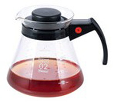 Tiamo 玻璃壺(塑膠把手) HG2305