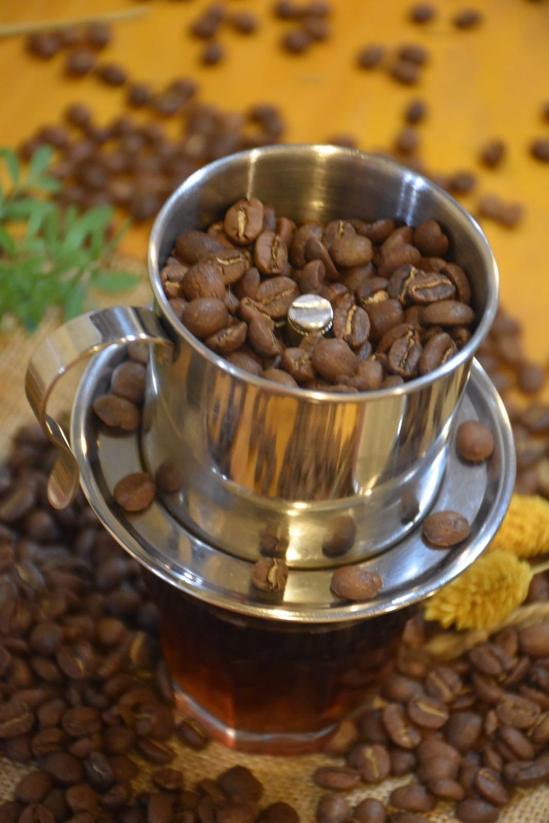 越南拼配咖啡
