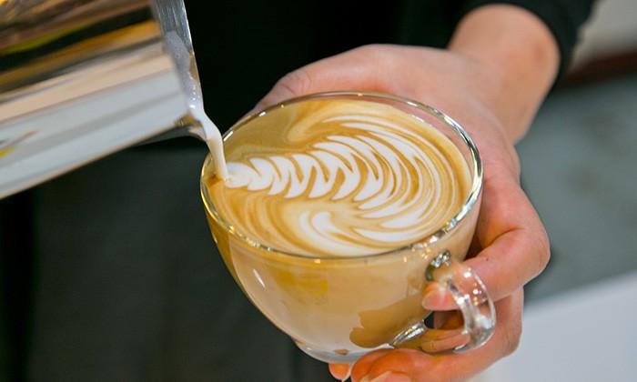 Latte Art - 拉花初階班   15.10.2020  (四) 19:15-21:45