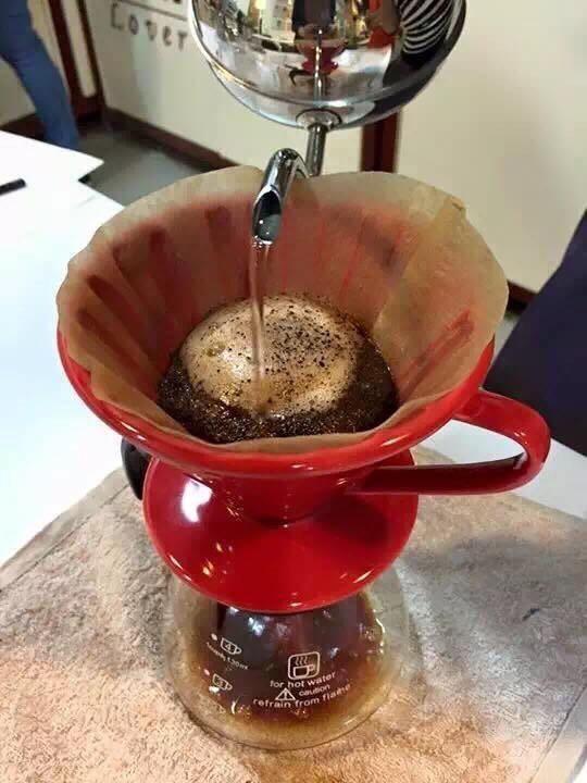 手沖咖啡  2021.01.16  (六)  15:00-17:30