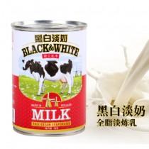 黑白淡奶 (385 ml)