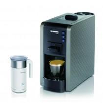 買咖啡豆送咖啡機優惠套餐 - German Pool 隨芯咖啡機(灰色) Plan B