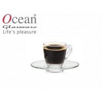 Debora Espresso 玻璃杯連碟