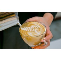 Latte Art - 拉花初階班  17.09.2020  (四)  19:15-21:45
